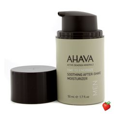 Ahava Time To Energize Soothing After-Shave Moisturizer 50ml/1.7oz #Ahava #MensSkincare #AfterShave #StrawberryNET #FREEShipping #Hotbuy #Discount