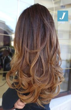Cool New Hairstyles Ombre Hair, Balayage Hair, Hair Inspo, Hair Inspiration, Elegant Wedding Hair, Auburn Hair, Hair 2018, Hair Pictures, Hair Dos