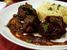 Oxtail on Pinterest | Oxtail Stew, Oxtail Soup and Oxtail Recipes