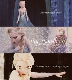 Say something lyrics frozen