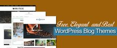 Getting a free WordPress Theme for your website is one of the tedious task and also a most exciting job too.