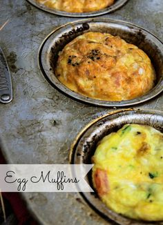 The Perfect Egg Muffins Recipe YUM