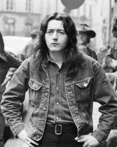 Rory Gallagher - Copenhagen, 1971 Drunk Woman, Rory Gallagher, Irish Singers, Him Band, Love Affair, Music Artists, Blues, Rock Stars, Copenhagen