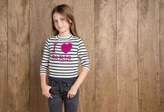 NEW - Striped wool-blend sweater #FW14 #KIDS #GIRLS