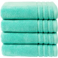 Christy Panama Towel Pool ($12) ❤ liked on Polyvore featuring home, bed & bath, bath, bath towels, teal, teal bath towels and christy bath towels
