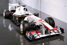 Sauber C30 - Ferrari