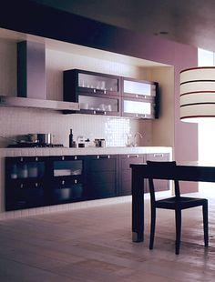 Solida, robusta e indistruttibile questa è la cucina in muratura ...