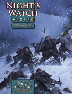 A Song of Ice and Fire RPG: Night's Watch « LibraryUserGroup.com – The Library of Library User Group