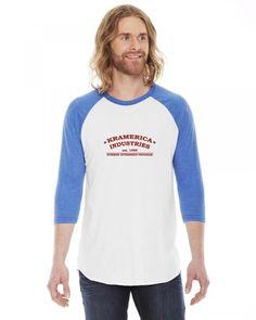 kramerica industries 3/4 Sleeve Shirt