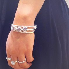 Stylish yet simple, PANDORA can help create a look that is as unique as you are #ParkCityCharmers #Pandora #PANDORAstyle #OfficialPandora #UniqueAsYouAre