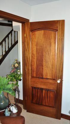Solid Wood Door | D105 Solid   Wood Model | www.VintageDoors.com
