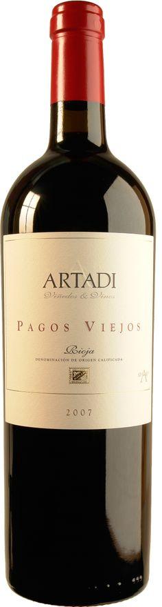 Artadi Pagos Viejos, the best of Rioja!!  #taninotanino #vinosmaximum
