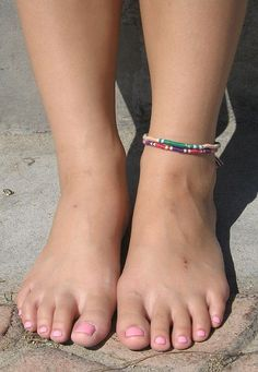 1000+ images about Feet on Pinterest | Anklet, Pedicures and Barefoot
