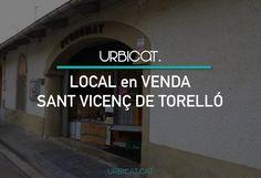 LOCAL en VENDA a SANT VICENÇ DE TORELLÓ - 51.900€