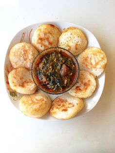 Masa is more than just a traditional Nigerian snack and side, it is a super creative recipe which originated from Northern Nigeria and yes, the hausas are famous for delicious, nutritious and All Nigerian Recipes, African Recipes, Nigeria Food, Tanzania Food, Crepes And Waffles, West African Food, Vegetarian Recipes, Cooking Recipes, Caribbean Recipes