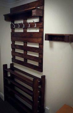pallet shoe rack - Bing Images                                                                                                                                                                                 More