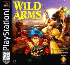 Wild Arms Sony PlayStation cover artwork
