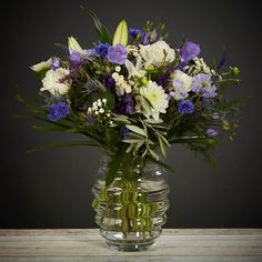 Say Congratulations with Bloom Magic! Let your loved ones know you are thinking of them with luxury flowers, bouquets & gift sets. Delivery throughout Ireland. Fresh Flowers, Blue Flowers, Congratulations Flowers, Send Flowers Online, Hand Tied Bouquet, Luxury Flowers, Same Day Flower Delivery, Shades Of Purple, Floral Arrangements
