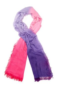 Ombre Scarf by Cara Accessories on @HauteLook