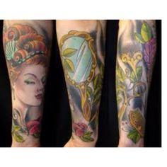 Stylist tat.. I love it :)