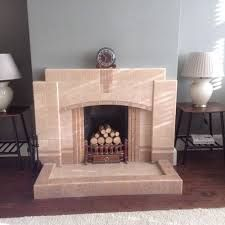 Image result for 1930s fireplace design 1930s Fireplace, Fireplace Design, Fireplaces, House, Home Decor, Image, Ideas, Log Fires, Homemade Home Decor