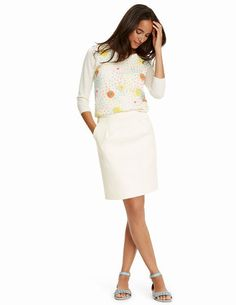Lucy Skirt WG586 Mini at Boden