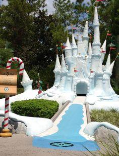 Me and a wonderful girl will meet at Mini golf. Disney World Florida, Florida Vacation, Disney Parks, Walt Disney World, Indoor Putt Putt, Golf Card Game, Dubai Golf, Golf Images, Crazy Golf