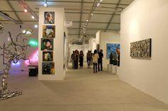 Simon Raab at Art Miami 2013 / Exhibited by Michael Schultz Gallery Berlin www.parleau.com #simonraab #parleau #artfair
