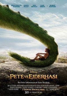 Pete ve Ejderhasi - Petes Dragon ( 2016 )