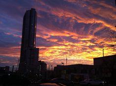 Sunset in Austin  http://OhMyTheSky.com