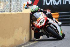 Michael Rutter Macau 2011. A record 7-time winner of the Macau Grand Prix.