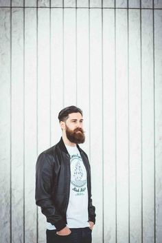 Tommy Cairns photographed Jamie Davis from London, UK as part of Beardbrand's UK-based beard care website. View the full gallery and info at UrbanBeardsman.com. Shop at Beardbrand.co.uk!