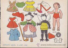 Paper Doll Costume, Paper Dolls, Vintage Playmates, Female Names, Vintage Paper, Knit Crochet, Nostalgia, Barbie, Mermaid