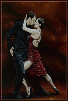 Znalezione obrazy dla zapytania Tango-wiersz romantyczny