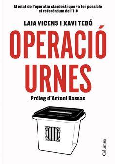 Operació Urnes, de Laia Vicens i Xavi Tedó