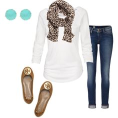 """Fall Outfit"" by lainejenlink on Polyvore"