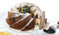 Mid-summer is the time when blueberries are at their best and this berry-laden pound cake is a great way to celebrate the season! Thick, yogurt-enriched cake batter helps to perfectly suspend berries throughout to cake, and that means each slice is loaded blueberry goodness. A dusting of powdered sugar makesGet the Recipe