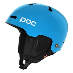 The POC Fornix Backcountry MiPS Ski Helmet (£156.95) is a lightweight, aramid reinforced and well ventilated helmet.  Equipped with the patented MiPS system to reduce the rotational forces to the brain in case of an oblique impact.   Fornix is a generously ventilated helmet and the size adjustment system makes it possible to customise the fit. Available in White, Black or Blue,