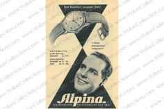 Reproductions from original historical advertising. The reproductions are available in various sizes, prices are on the following link:  www.valuecollection.com/VPOL_VisOggetti.aspx?CTG=5  Alpina-DE-1-1950-18X13-Aignoto-Rmedia-Sbuono.jpg