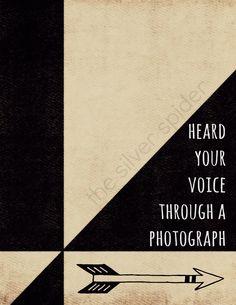 Otherside- RHCP Lyrics- Art Print - via Etsy.