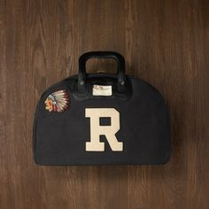 Rugby RL Canvas Athletic Duffle Bag