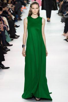 Christian Dior Fall 2014 Ready-to-Wear Fashion Show - Magdalena Langrova