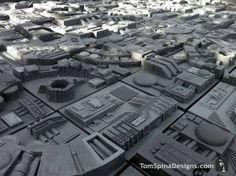 Death Star walltiles