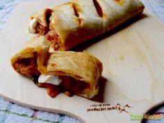 Fagottino di parmigiana  #ricette #food #recipes