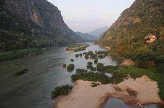 La rivière Nam Ou a Nong Khiaw ©Salaün Holidays