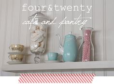 if you're in the Cape Town area and haven't yet visited the scrumptious Four&Twenty Café in the quaint Chelsea Village of Wynberg, then I'd suggest you make a plan to do so! It's one of my favourite places to go and the menu, ambience and pantry...