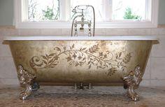 the bathtub finding a tub design bathroom claw foot clawfoot in small Stylish Bathroom, Bathroom Decor, Bathroom Redo, Bathtub Design, House Bathroom, Bathrooms Remodel, Bathroom Makeover, Clawfoot Tub, Bathroom Design