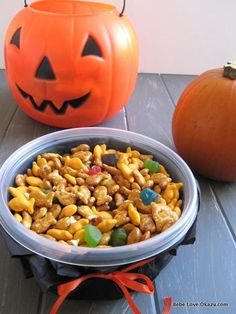 Halloween Party Snack for Kids - Paperblog