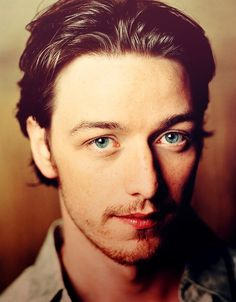 James McAvoy- such warmth in those eyes