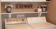 Washers, Laundry closet and Dryers on Pinterest